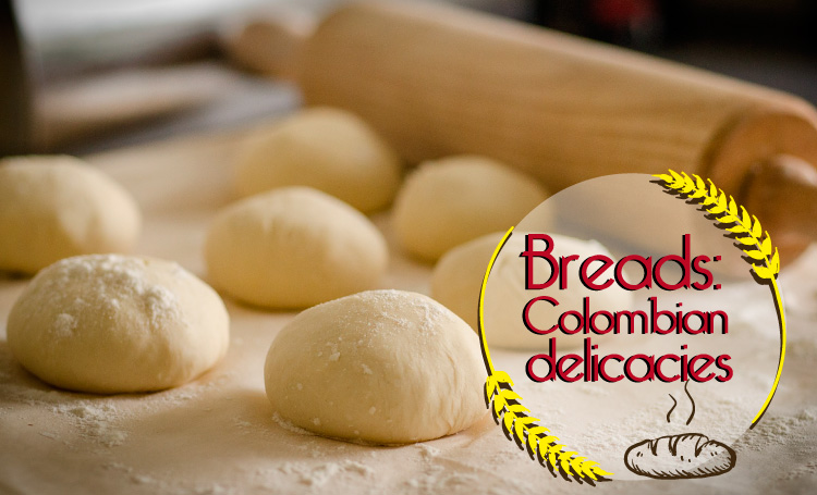 Colombian Bakery bread Tampa