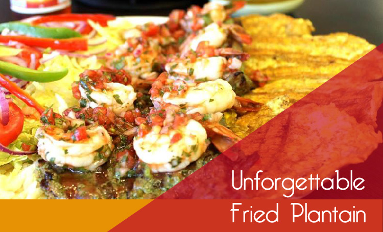 Unforgettable Fried Plantain