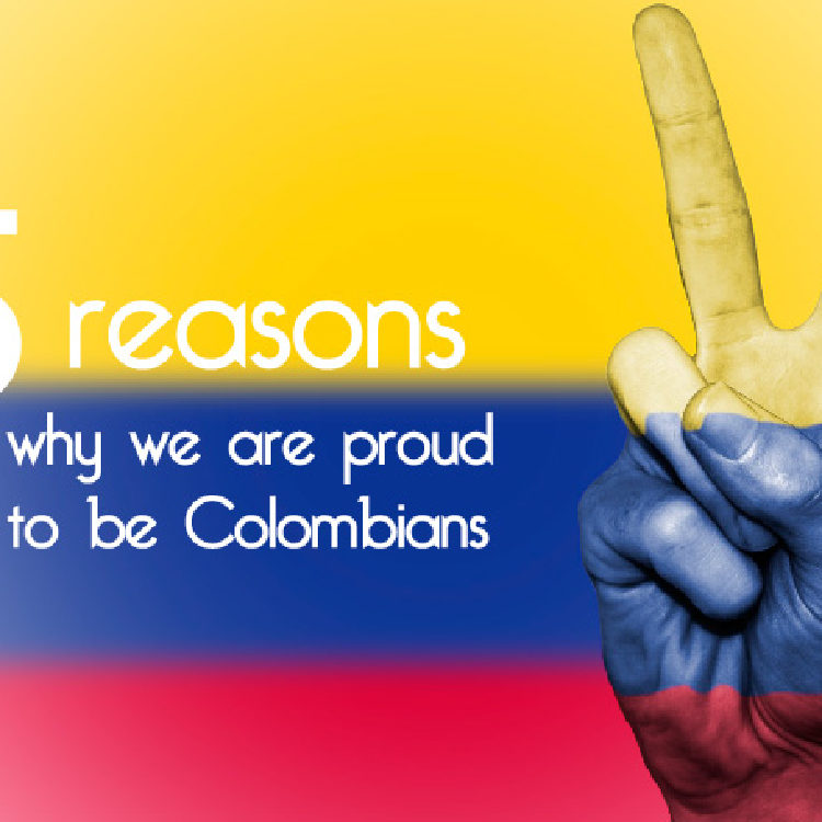 Proud Colombian