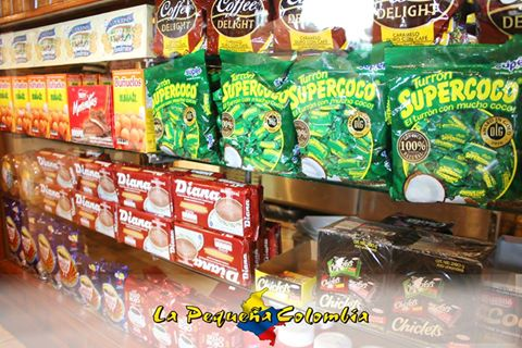 dulces colombianos
